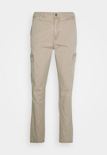 PANTS - Pantaloni cargo - light grey