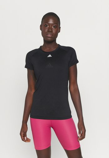PERFORMANCE TEE - Camiseta de deporte - black