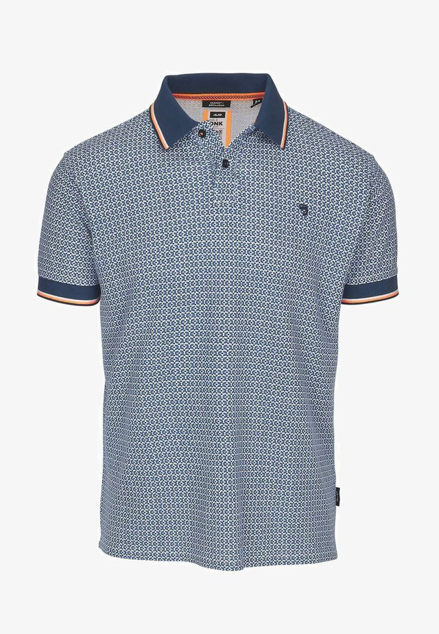 HOMME 07 NYHAVN  - Poloshirt - gris