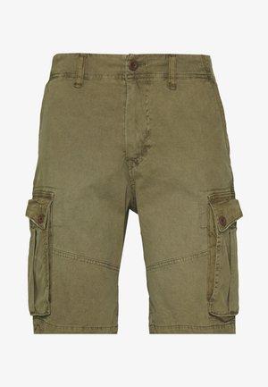CLASSIC CARGO - Shorts - washed olive