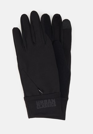 PERFORMANCE GLOVES LOGO CUFF - Rukavice - black
