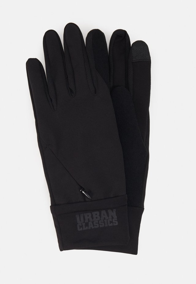 PERFORMANCE GLOVES LOGO CUFF - Handschoenen - black