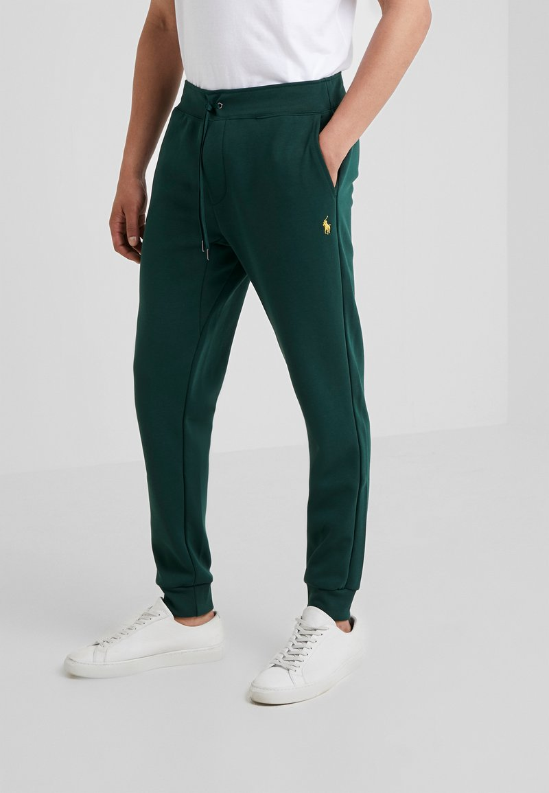 Polo Ralph Lauren - Tracksuit bottoms - college green