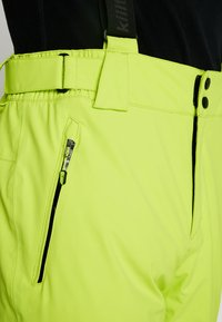 Killtec - VYRAN - Skibroek - neon lime - 4