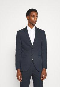 Jack & Jones PREMIUM - JPRFRANCO BLAZER - Blazer jacket - dark navy - 0