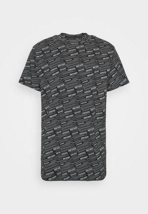 STEW - Print T-shirt - black