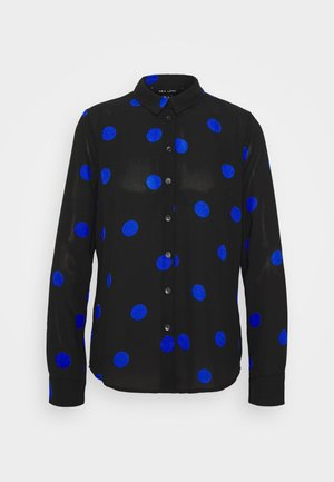 Skjorta - black pattern