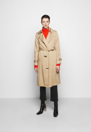 DUSTER - Trench - brown