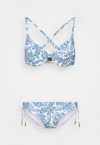Maryan Mehlhorn - MARYAN PORCELAIN SET - Bikini - white tile