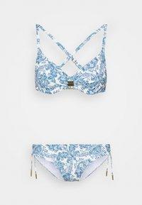 Maryan Mehlhorn - MARYAN PORCELAIN SET - Bikinit - white tile - 2