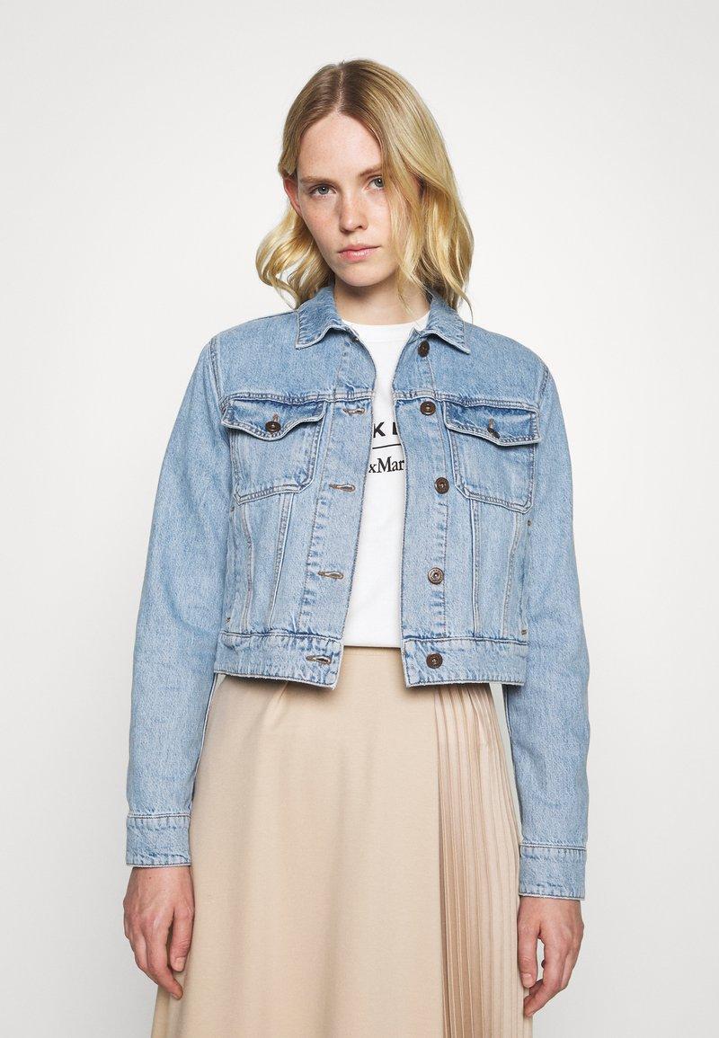 WEEKEND MaxMara - KNUT - Denim jacket - blue