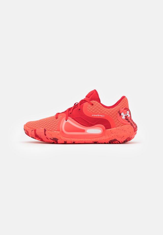 SPAWN 2 - Basketbalové boty - red