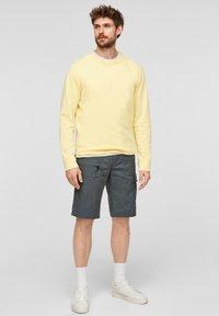 s.Oliver - Sweatshirt - light yellow - 1