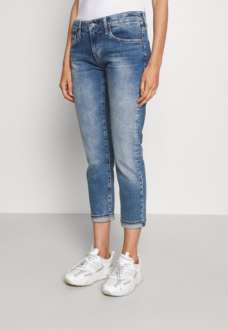 AG Jeans - EX BOYFRIEND - Slim fit -farkut - blue denim