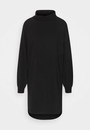 JDYFILIPINA  IVY LIFE DRESS - Vapaa-ajan mekko - black