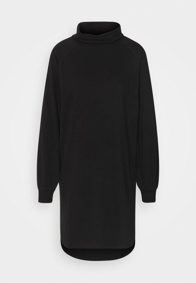 JDYFILIPINA  IVY LIFE DRESS - Denní šaty - black