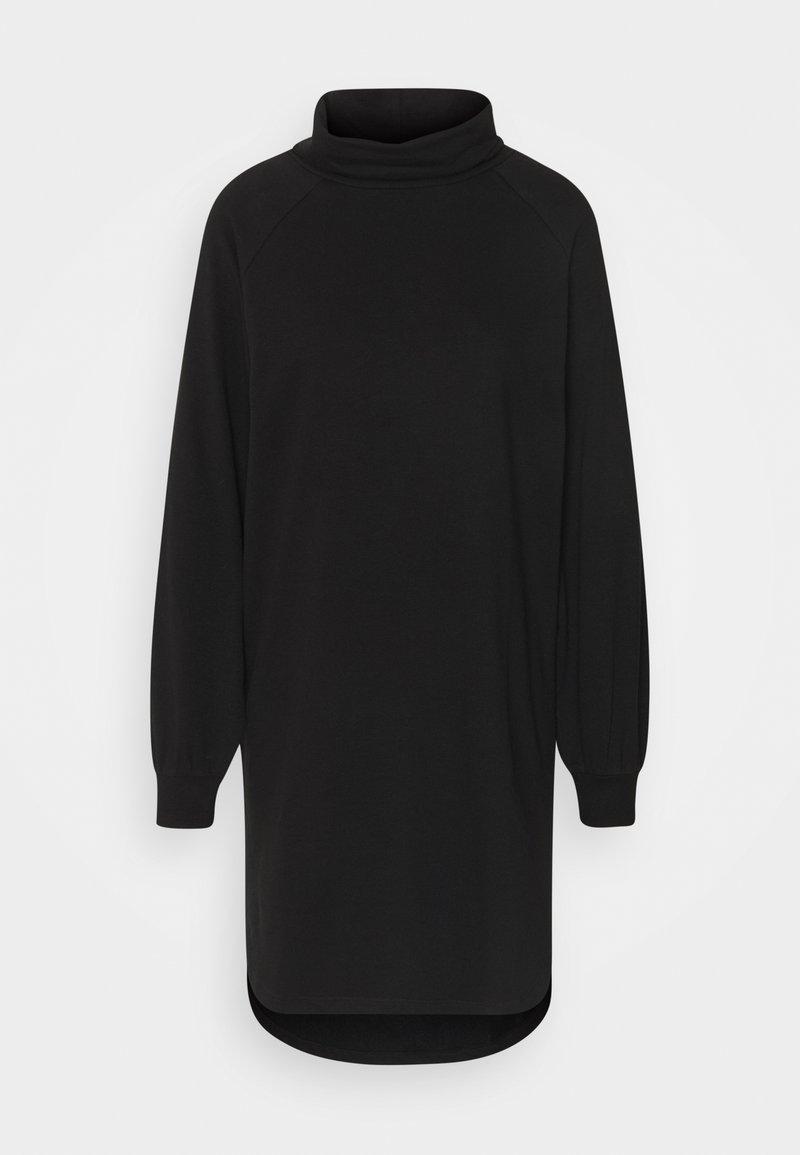 JDY - JDYFILIPINA  IVY LIFE DRESS - Day dress - black