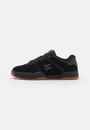 CENTRAL  - Zapatillas skate - black