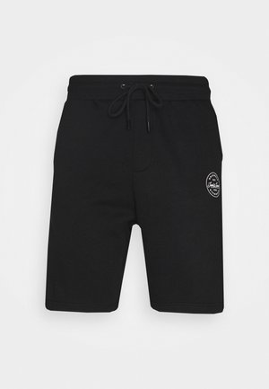 JJI SHARK - Shorts - black