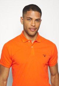 GANT - THE SUMMER - Polo shirt - arancia - 3