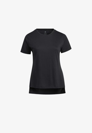 GO TO T-SHIRT - T-shirt imprimé - black