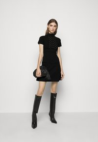Pinko - DOMINICA DRESS - Jumper dress - nero - 1