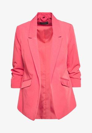 RUCHED SLEEVE - Blazer - pink