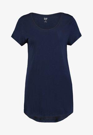 LUXE - T-Shirt basic - navy
