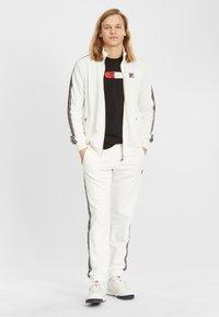 Fila - Sportovní bunda - blanc de blanc - 1