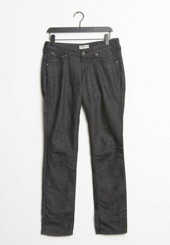 Straight leg jeans - grey