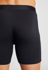 Zalando Essentials - 3 PACK - Pants -  black - 2