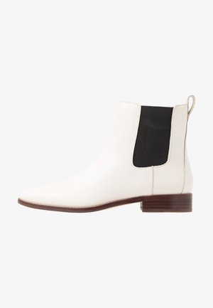 CHELSEA BOOT - Classic ankle boots - white