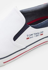 TOM TAILOR - Sneakers - white - 5
