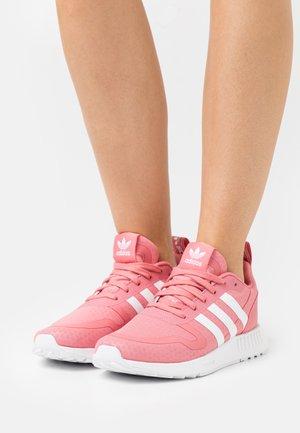 SMOOTH RUNNER - Sneakers - hazy rose/footwear white