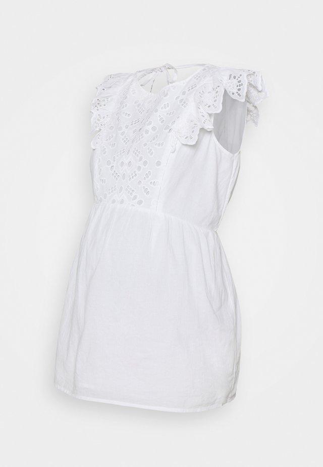 ABIGAIL - Bluser - white