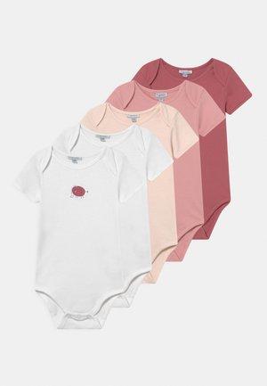 BABY GIRL 5 PACK - Body - sheer pink