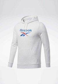 Reebok Classic - CLASSICS VECTOR HOODIE - Hoodie - white - 7