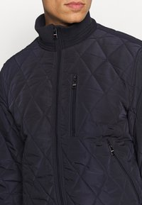 Tommy Hilfiger - DIAMOND QUILTED BOMBER - Light jacket - blue - 5