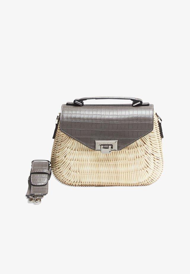Handbag - tortora