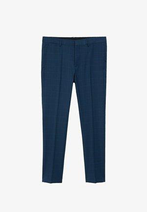 Suit trousers - bleu indigo