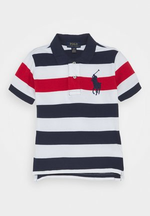Polo - newport navy/multi
