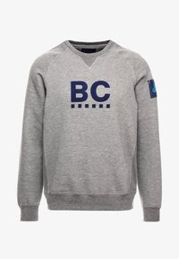 Best Company - CREW NECK RAGLAN - Sweater - grey melange - 4