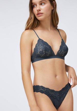 Triangel BH - dark blue