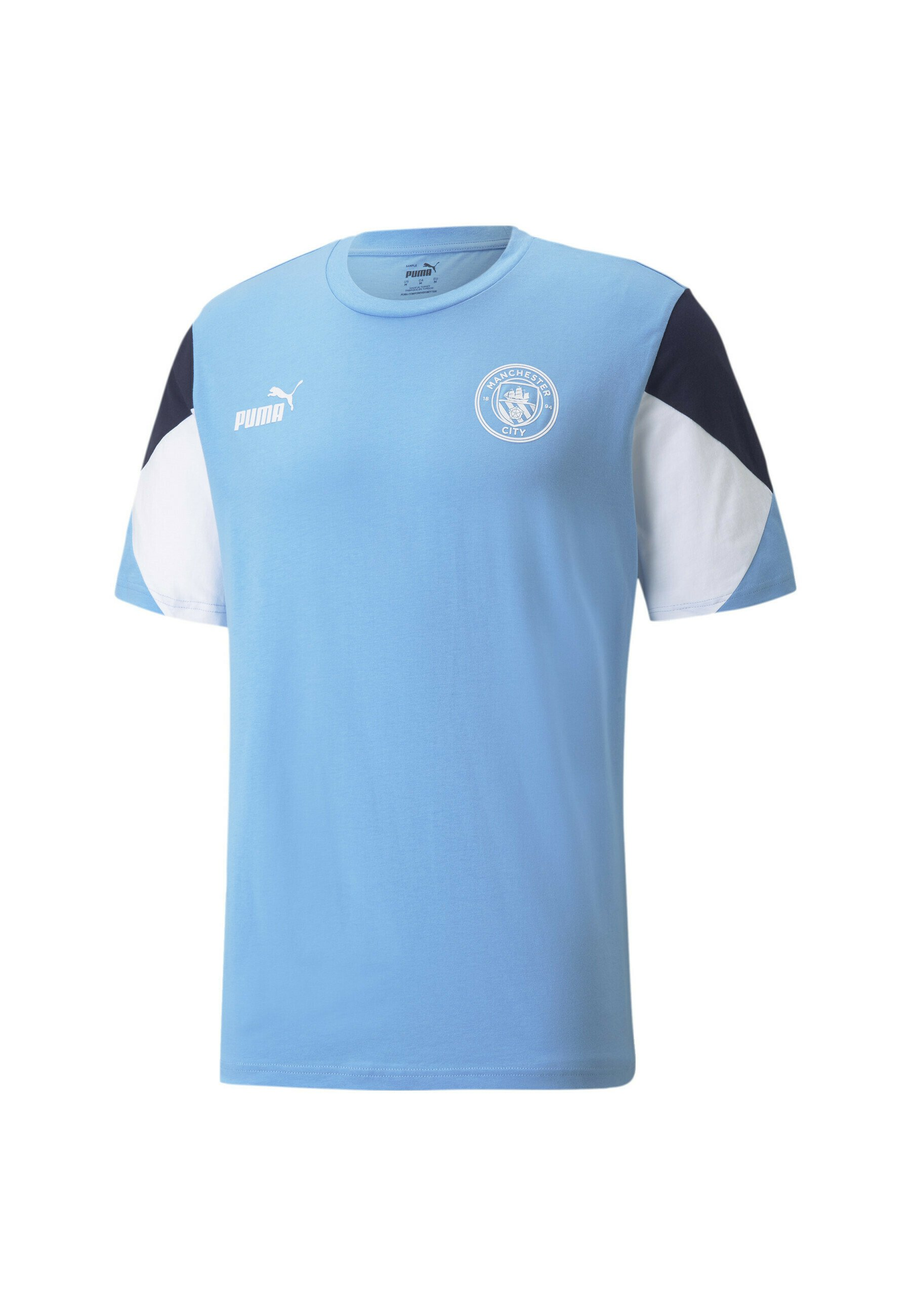 Uomo FTBLCULTURE FOOTBALL TEE - MAN CITY  - T-shirt sportiva