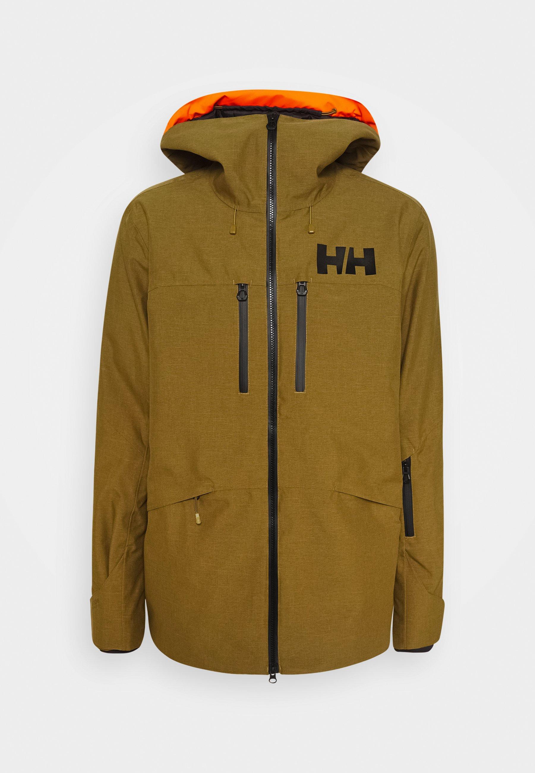 Helly Hansen GARIBALDI 2.0 JACKET Skijakke uniform green