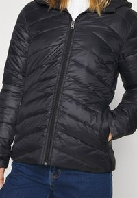 Roxy - COAST ROAD HOODED - Chaqueta de entretiempo - anthracite - 6