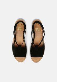 Kanna - ADA - Platform sandals - schwarz - 4