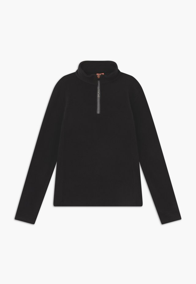 MISMY GIRLS - Fleece trui - black