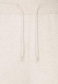 Even&Odd - SLIM FIT SWEAT JOGGERS  - Pantalones deportivos - mottled beige - 2