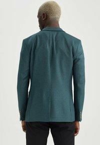 DeFacto - Blazer jacket - green - 1